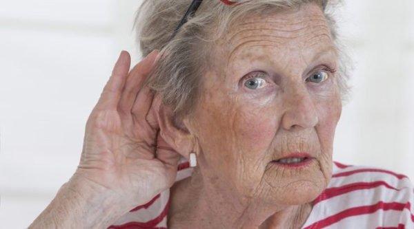 Presbikusis, Penurunan Pendengaran Pada Lansia