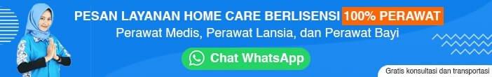 Banner layanan home care dari mhomecare