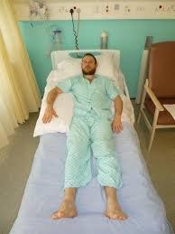Posisi Tidur Supinasi pada Penderita Stroke